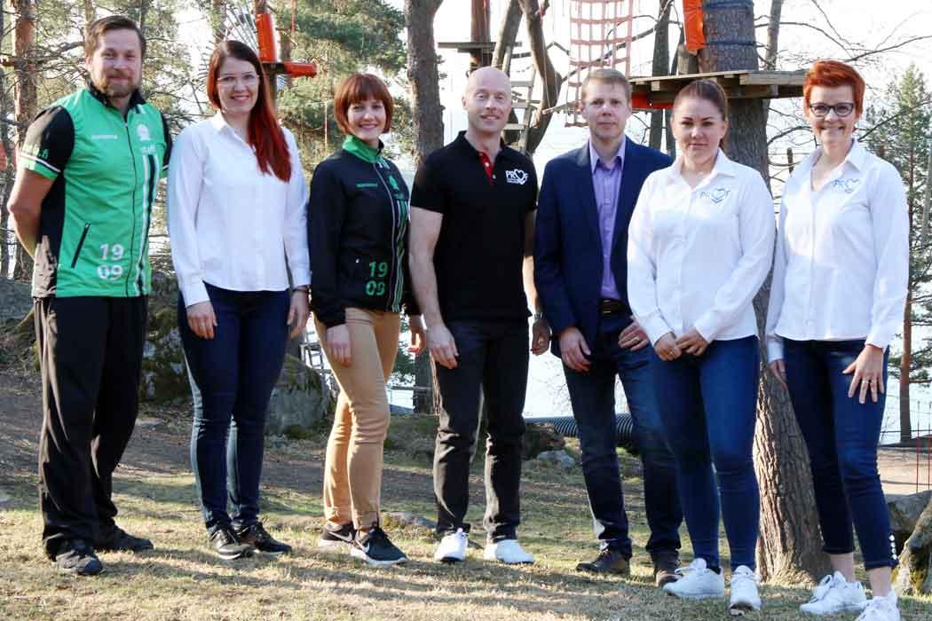 Lisää koulutusmahdollisuuksia: Kansainvälinen urheilumanageroinnin koulutusohjelma lanseerattu